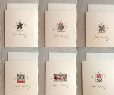 I just added the Francobolli holidays cards to the shop. I'm very fond of these engraved stamps from the Stamped Christmas Cards, Holiday Cards, Handmade Stamps, Handmade Cards, Postage Stamp Art, Small Cards, Vintage Stamps, Stationery Paper, Artist Trading Cards