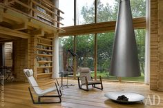 Интерьер с обложки: дом в Подмосковье, 276 м² | AD Magazine