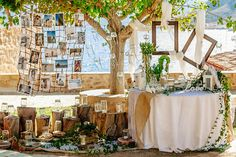 Rustic glam wedding in Monemvasia Greece | Lia & Dimitris  See more on Love4Wed  http://www.love4wed.com/rustic-glam-wedding-monemvasia-greece/