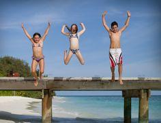 Viele Resorts auf den Malediven bieten für Familien mit Kindern einen unvergesslichen und spannenden Urlaub. Kinderträume können werden wahr.