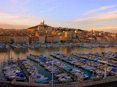 Marselha, Provença... Lo Pòrt Vielh