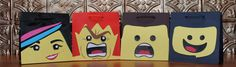 The LEGO Movie Gift Bag by TheWrapUp on Etsy