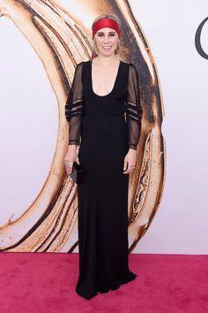 Pin for Later: Cette Année, les CFDA Awards Étaient Plus Glamour Que Jamais Zosia Mamet Portant une tenue signée Maiyet.