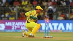 MS Dhoni has become the most successful wicket-keeper in the history of the Indian Premier League (IPL). The Chennai Super Kings' (CSK) skipper has now 132 dismissa Test Cricket, Cricket Sport, Cricket News, Ms Dhoni Wallpapers, Ms Dhoni Photos, Cricket Wallpapers, World Cricket, Chennai Super Kings, Mumbai Indians