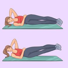 9 Workouts That Can Reward You With a Slim Waist Small Waist Workout, Slim Waist Workout, Windshield Wiper Exercise, Local Gym, Donkey Kicks, Lose 40 Pounds, Six Pack Abs, Crunches, Upper Body