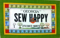 Little Quilts Blog: Row by Row Experience Shop Hop