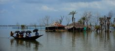 Bangladesh Uncovers the Crippling Cost of Climate Change Adaptation World Leaders, Countries Of The World, Vulnerability, Climate Change, Environment, Boat, History, Country, Long Exposure