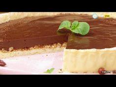 Encontrá los ingredientes y procedimientos de la receta Tarta de chocolate y avellanas en http://www.cocinerosargentinos.com/recetas-tortas/2864/Tarta-de-cho...