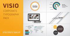 Visio – Corporate Video Package