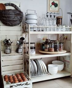 My kampunghouse farmhouse style kitchen