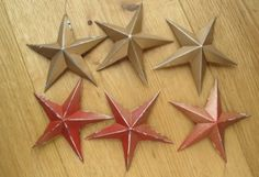 Soda Can Stars Tutorial