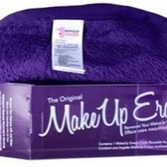 Purple yes a purple Makeup Eraser, coming soon