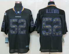 NFL Elite Baltimore Ravens Jerseys 046 , wholesale  $21.99 - www.vod158.com