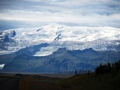 Vatnajokull Glacier, South Iceland