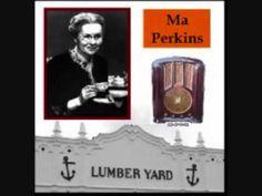 Ma Perkins, radio soap opera