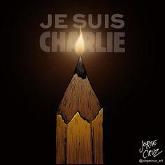 #CharlieHebdo #IslamiciDiMerda #VivaLaSatira