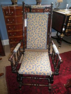 Choose from antiques for sale by UK Antiques Dealers. Only Genuine Antiques Approved. Date of Manufacture declared on all antiques. Antiques For Sale, Rocking Chair, Victorian, Living Room, American, Animals, Home Decor, Chair Swing, Animales