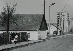 Klasztorna, lata 50/60.