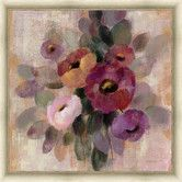 Found it at Wayfair - Romantic French Bouquet III Framed Painting Print