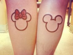 6 hermosos tatuajes de parejas enamoradas Fress