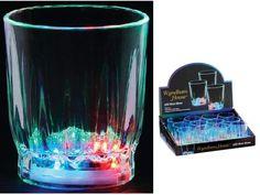 "Wyndam_House_2oz_LED glass -Flotte og geniale ""shotte"" glass til deg og dine venner når dere skal ha vorspill."