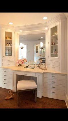 Lovely vanity