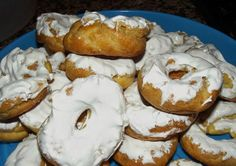 Doughnut, Camembert Cheese, Dairy, Cookies, Desserts, Food, Crafts, Sweets, Deserts