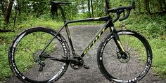 Take Off-Road Risks on the Scott Addict CX #Cyclocross #CrossIsHere