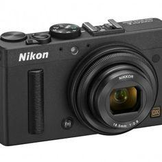 Nikon COOLPIX A 16.2 MP Digital Camera with 28mm f/2.8 Lens by Nikon Image