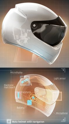 Android powered Helmet with 4G LTE, GPS, Camera, Bluetooth Avail Soon by Russians