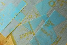 Creating Letterpress Photopolymer Plates