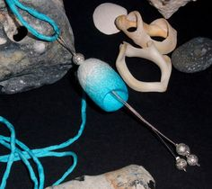 silk cocoon necklace