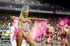 Ellen Roche - Rosas de Ouro | Conheça as musas do Carnaval 2016 de São Paulo