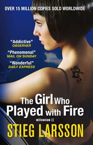 Booktopia has The Girl Who Played with Fire, Millennium: Book 2 by Stieg Larsson. Buy a discounted Paperback of The Girl Who Played with Fire online from Australia's leading online bookstore. I Love Books, Great Books, Books To Read, My Books, Bump, Stieg Larsson, Fire Book, Mystery Books, Book Authors