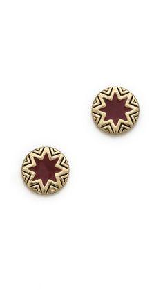 House of Harlow 1960 Mini Sunburst Stud Earrings