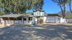 Inside Reese Witherspoon's Ojai Estate- Horse Stables