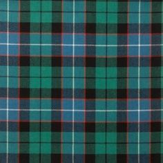 Hunter Ancient Lightweight Tartan by the meter – Tartan Shop