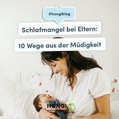 𝐄𝐥𝐭𝐞𝐫𝐧𝐬𝐜𝐡𝐥𝐚𝐟 - wer ist auf die Idee gekommen aus 𝐸𝑙𝑡𝑒𝑟𝑛 und 𝑆𝑐ℎ𝑙𝑎𝑓 ein Wort zu machen? 😁 Jeder weiß doch: Mit einem Baby kommt auch immer ein gewisses Maß an Schlafmangel. Es sollte also eher 𝐸𝑙𝑡𝑒𝑟𝑛𝑠𝑐ℎ𝑙𝑎𝑓𝑙𝑜𝑠𝑖𝑔𝑘𝑒𝑖𝑡 heißen. 😉   Und weil kaum ein Bereich der Elternschaft so herausfordernd ist, wie der ewige Schlafmangel, haben wir für euch 𝟏𝟎 𝐡𝐢𝐥𝐟𝐫𝐞𝐢𝐜𝐡𝐞 𝐓𝐢𝐩𝐩𝐬 gesammelt. #hongiblog #hongidiefaultiermatratze #elternschlaf Blog, Sleep Deprivation, Insomnia, Baby Needs, Mom And Dad, Helpful Tips, Parents, Blogging