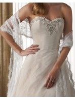 Bonny Wedding Gown - Unforgettable Collection - Style #9305