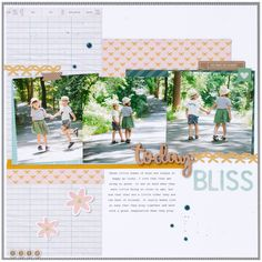 What Is Your Scrapbooking Style? A traditional Style - Close To My Heart. #CTMH  Shop the look: www.maz.closetomyheart.com.au