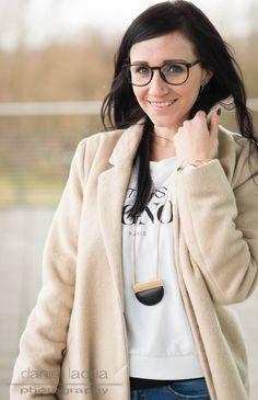 New glasses : eine Brille als Accessoires