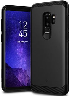 Galaxy Plus Case Caseology [Legion Series] Slim Heavy Duty Protection Dual Layer Armor Cover for Samsung Galaxy Plus - Violet Galaxy 9, Galaxy Note 9, Samsung Galaxy S9, Hp Android, S7 Case, Date, Phone Cases, Cover, Slim
