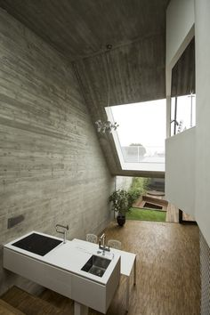 CJ5+House++/+Caramel+Architekten
