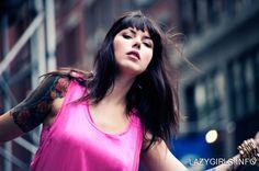 Alexis Krauss from Sleigh Bells