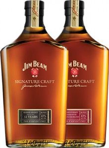 Jim Beam Signature Craft Series.  These bourbons represent an entirely unique approach to crafting #bourbon from a family that has been making it since the dawn of the American Revolution.   @Caskers: