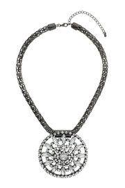 Sparkling Pendant Necklace #MyChristmasStory