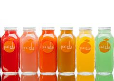 Best Juice Bars in the US from Food&Wine Magazine: Visit the bars' websites and make juices or smoothies based on their ingredients