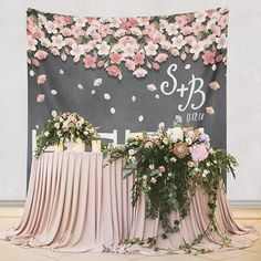 Floral Backdrop for Wedding Reception, Wedding Ceremony Decoration, Personalized Wedding Decor, Wedding Bridal Shower Decorations Bridal Shower Backdrop, Wedding Shower Decorations, Diy Wedding Backdrop, Bridal Shower Centerpieces, Engagement Decorations, Floral Backdrop, Backdrop Decorations, Flower Decorations, Decor Wedding