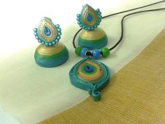 Paper earrings,Paper jewellery making,Paper quilling,Origami flower,paper planes - YouTube