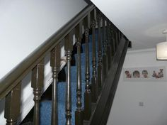 Tips to paint your railings so as to make them last long and look astonishing. #railings #painting #stairway. http://www.stairsandiego.com/blog/top-8-tips-for-painting-your-stairway-railings/